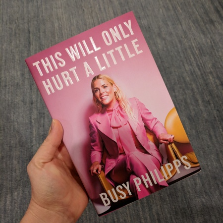Book Cover - This Will Only Hurt a Little